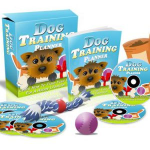 Dog Training Planner